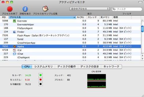 アクティビティモニタScreenSnapz001